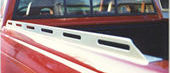 Proline Slotted Truck Bed Rails