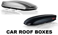 Car Roof Top Cargo Box and Luggage Boxes from thule, Yakima and SportRack