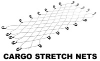 Cargo Stretch Nets for hitch and roof rack baskets - Thule 692 Net, Proline CN-01, CN-02