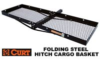 Hitch Cargo Carriers Flatbed Receiver Mounted Cargo