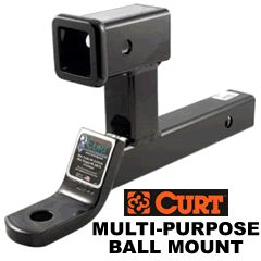 Curt D-210 Multi-Purpose Ball Mount