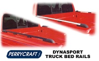 Perrycraft Dynasport Pickup Truck Bed Rails