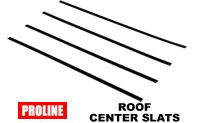 Proline Roof Rack Center Slats - 3M Adhesive Vinyl Center Slats