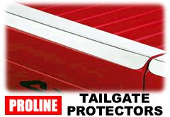 Proline Pickup truck tailgate cover protectors