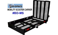 B-Dawg Mobility Scooter Rack - Product Image