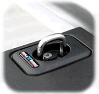 Bull Ring Retractable tie downs - Product Image