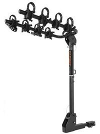 Curt 18030 4 Bike Hitch Rack - Product Image