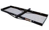 Curt 18109 Folding Hitch Cargo Carrier - Product Image