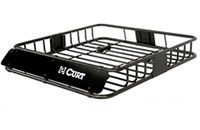 Curt 18115 Roof Rack Cargo Basket Carrier - Product Image