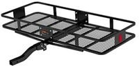 Curt 18153 Folding Hitch Cargo Carrier Basket - Product Image
