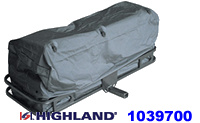 Highland 1039700 Rainproof hitch cargo bags - Product Image