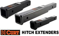 Hitch Receiver Extenders - Extension - Product Image
