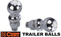 Hitch Trailer Tow Ball - Product Image