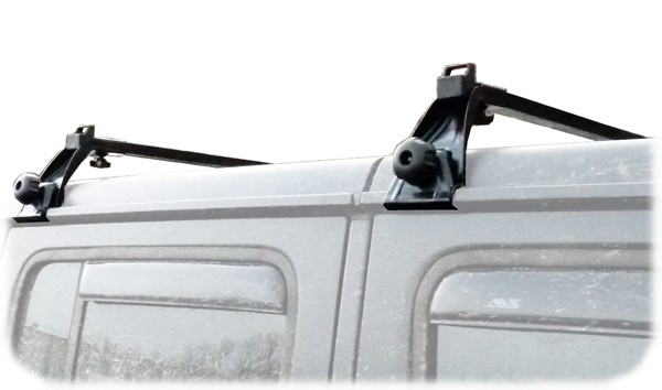 Jeep Wrangler Hardtop Roof Rack Crossbars - Product Image