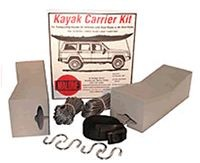 Malone MPG154 Deluxe Kayak Foam Block Carrier - Product Image