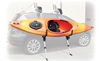 Malone MPG351XL Telos XL kayak lift load assist rack - Product Image