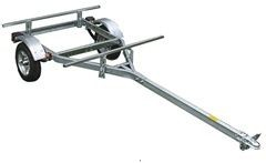 Malone MPG460G Microsport Kayak Trailers - Product Image