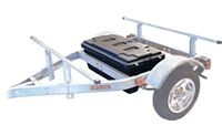 Malone Trailer Storage Trunk MPG481 - Product Image