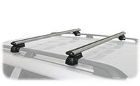 Mont Blanc Aero Wing Gripper Roof Rack Crossbars - Product Image