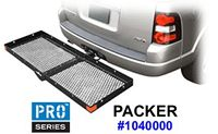 Pro Series Packer 1040000 Hitch Cargo Basket Carrier - Product Image