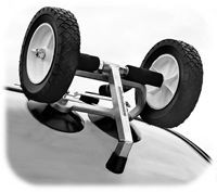 RollerLoader Kayak loader caddy - Product Image