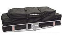 SportRack SR8120 Hitch Cargo Basket Organizer Bag - Product Image