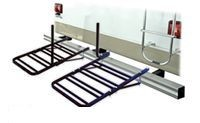 Swagman 80600 4 Bike RV Bumper Rack - Product Image