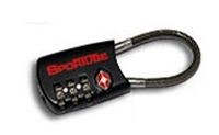 TSA Approved Cable Lock - Product Image