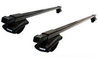 Thule 45050 Crossroads roof rack crossbars - Product Image
