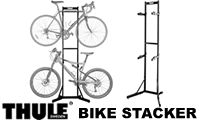 Thule Bike Stacker Indoor Storage Racks - Product Image