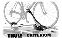Thule Criterium Roof Bike Rack - Product Image