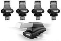 Thule Crossroads Towers Feet - (4) - Product Image