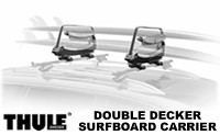 Thule Double Decker Surfboard Carrier - Product Image