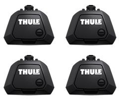 Thule Evo Raised Rail Four Foot Pack 710401 - Product Image