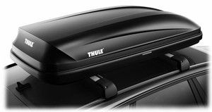 Thule Pulse XL 615 Roof Top Cargo Box - Product Image