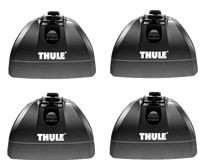 Thule Rapid Podium Tower Roof Rack Feet  set of 4 - Product Image