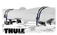 Thule Roll Model Kayak Roof Rack carrier - Product Image