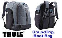 Thule Roundtrip Boot Bag Slate- Black - Product Image