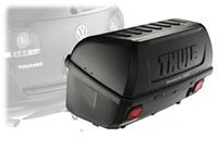 Thule Transporter Hitch Mounted Cargo Carrier Box - Product Image