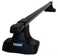 Thule Traverse Single Bar Roof Rack Package - Product Image