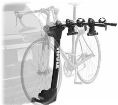 Thule Vertex 4 Bike Hitch Mounted Bike Rack 9029 - Product Image
