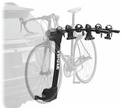Thule Vertex 5 Bike Hitch Mounted Bike Rack 9030 - Product Image