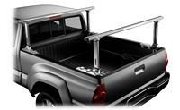 Thule XSporter Pro 500XT Silver Pickup Truck Bed Rack - Product Image