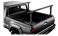 Thule XSporter Pro 500XTB Black Pickup Truck Bed Rack - Product Image