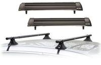 Universal Roof Rack & Sportrack Groomer SR6466 ski rack package - Product Image