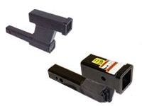 VH-HR2 Hitch Receiver Risers - Product Image