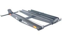 VersaHaul Motorcycle Hitch Carrier with Ramp - Product Image