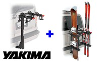 Yakima 8002418 Ski Rack & BigHorn 4 Bike Rack -COMBO - Product Image