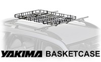 Yakima BasketCase Roof Rack Safari Basket - Product Image