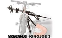 Yakima King Joe 3 Bike Trunk Rack - Product Image